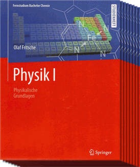 Cover Physik Fernstudium Chemie